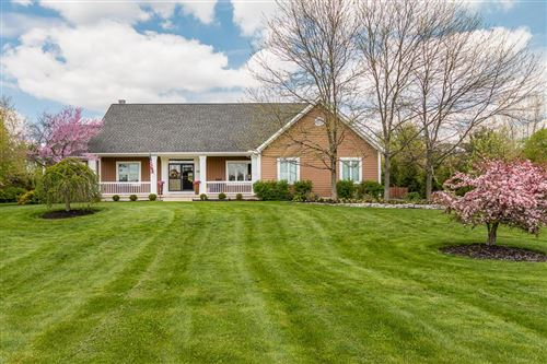 Photo of 4420 Clark-Shaw Road, Powell, OH 43065 (MLS # 220016886)