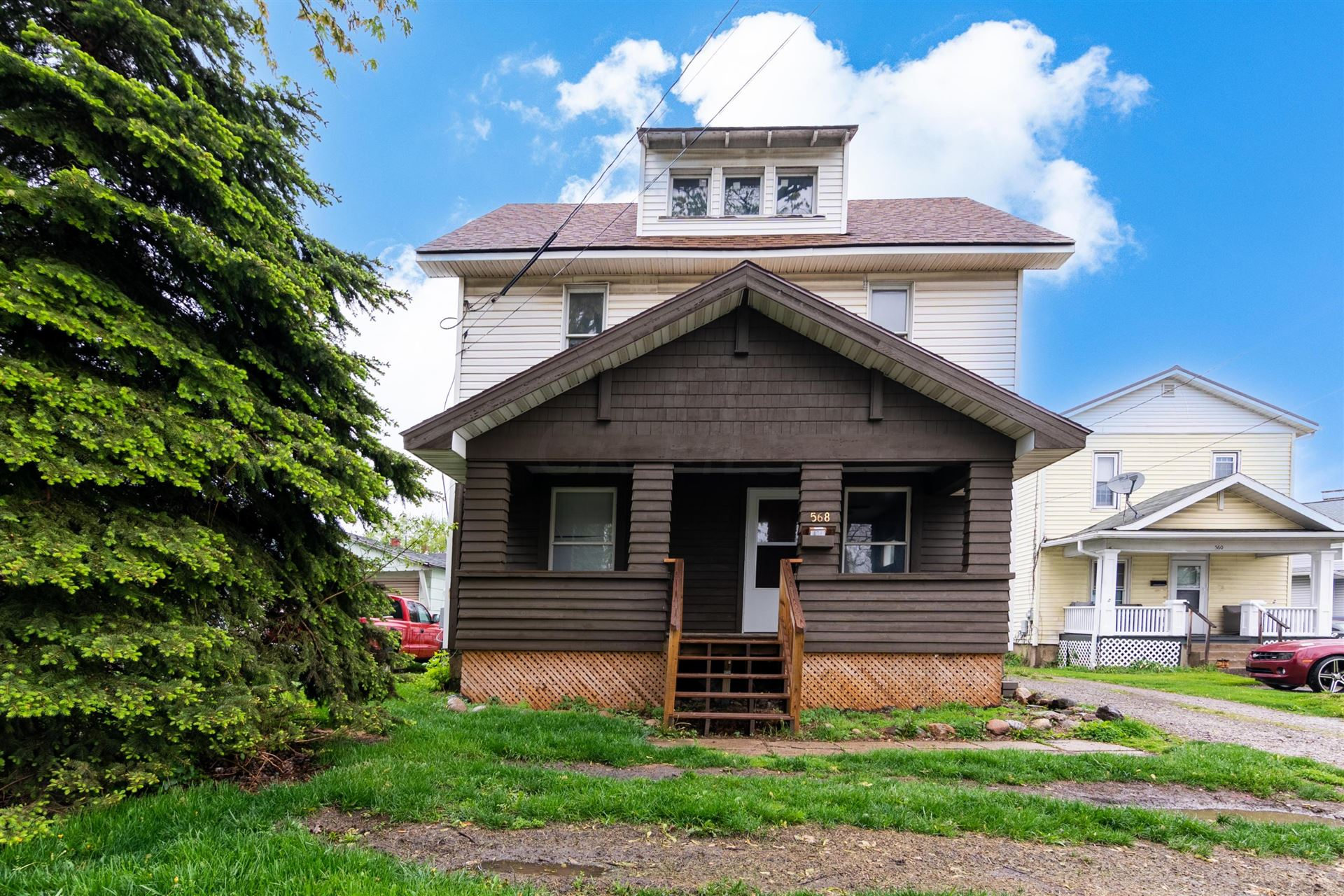 568 Bellefontaine Avenue, Marion, OH 43302 - #: 221014889