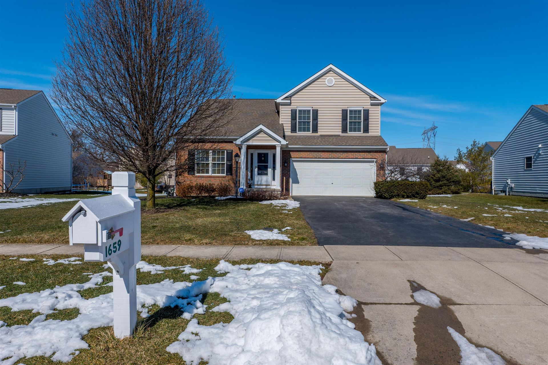 1659 Daffodil Place, Lewis Center, OH 43035 - MLS#: 221005891