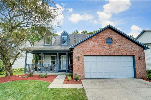 Photo of 411 Woodbrie Court, Columbus, OH 43230 (MLS # 220020893)