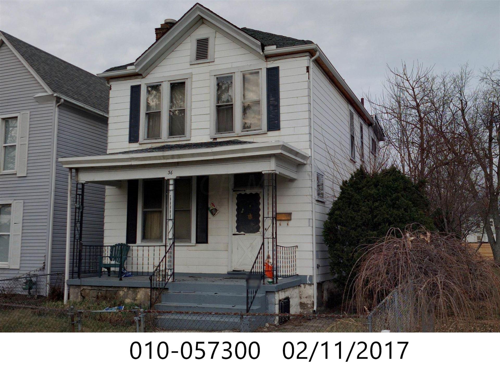 Photo of 536 Siebert Street, Columbus, OH 43206 (MLS # 221015899)