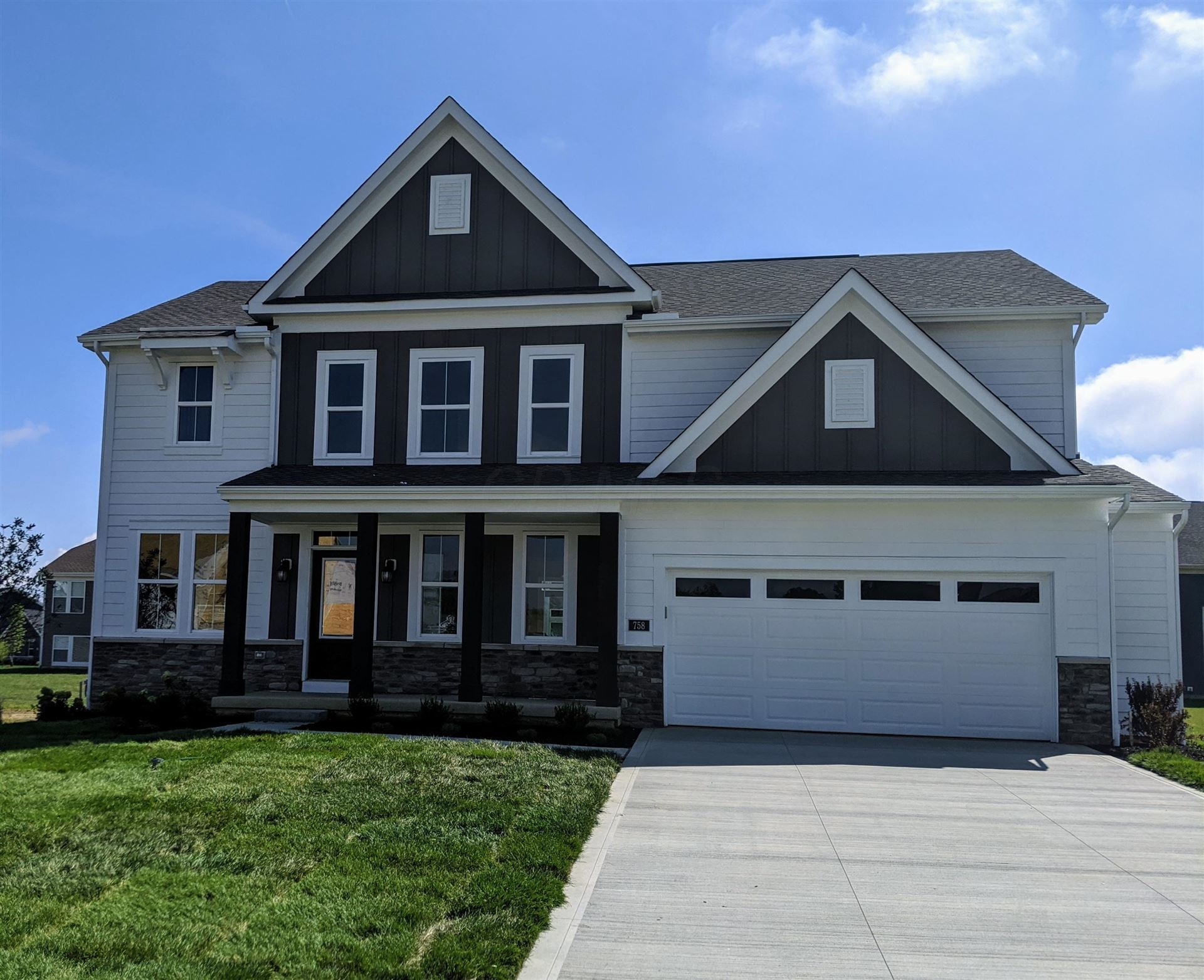 758 Wharncliff Loop, Pickerington, OH 43147 - #: 220017901