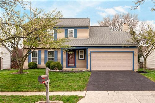 Photo of 5786 Brook Hollow Drive, Hilliard, OH 43026 (MLS # 220009902)