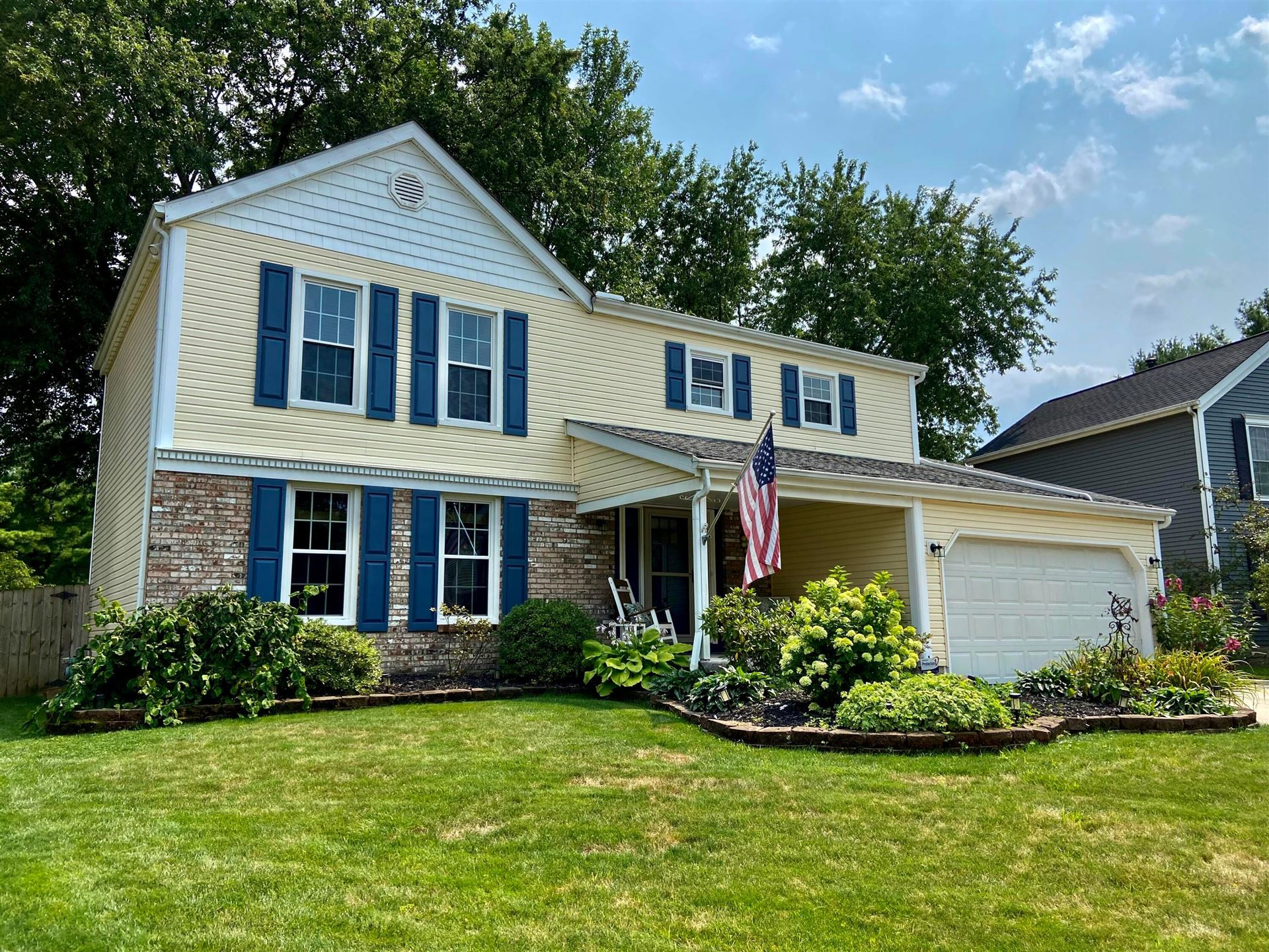 Photo of 815 Pine Post Lane, Westerville, OH 43081 (MLS # 221028907)