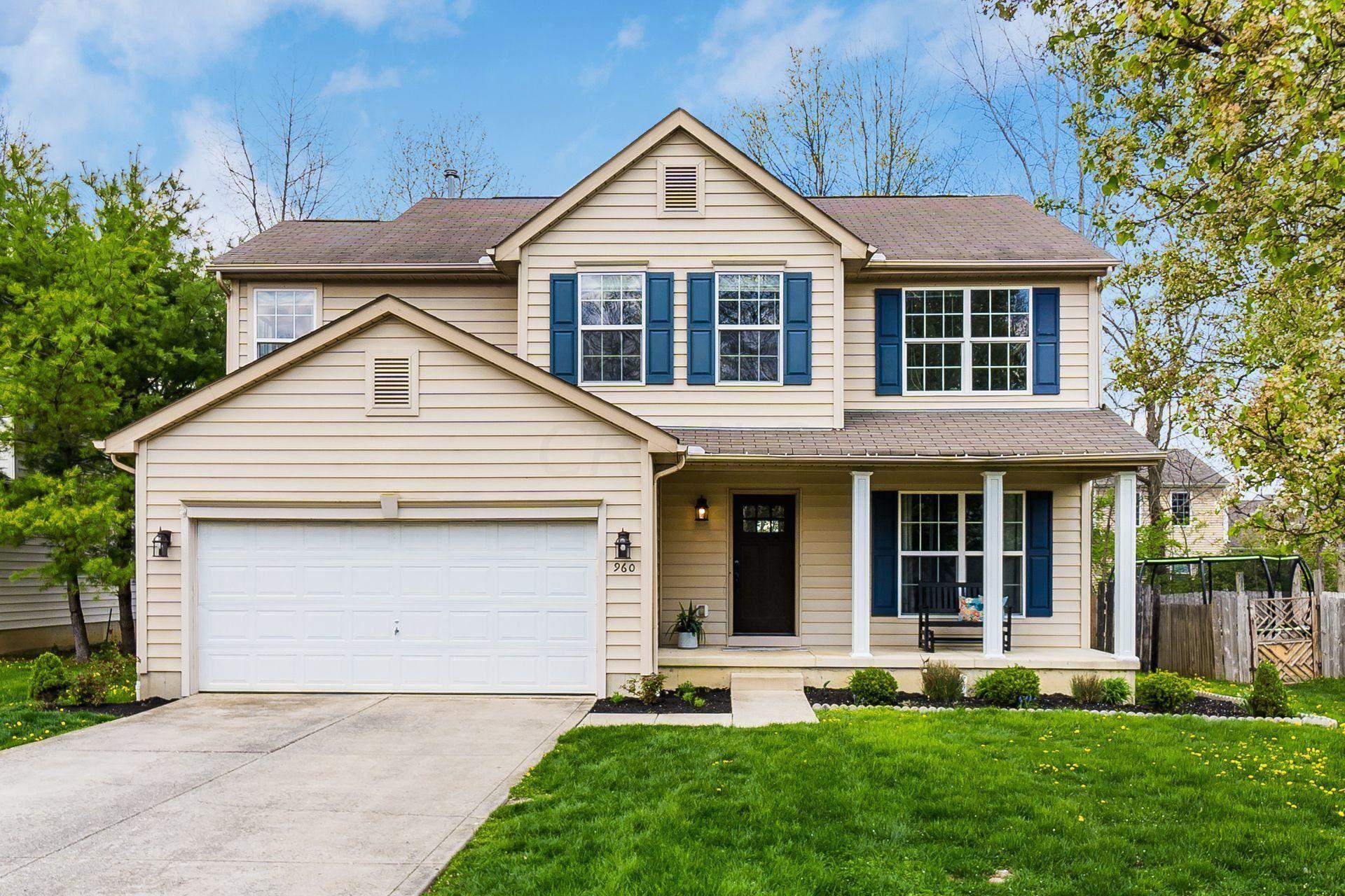 960 White Oak Court, Marysville, OH 43040 - #: 221011911
