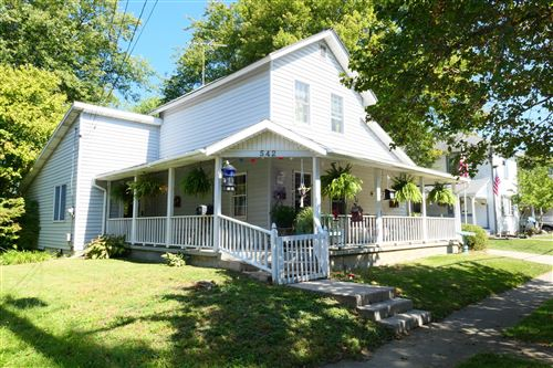 Photo of 542 E 4th Street, Marysville, OH 43040 (MLS # 220033923)