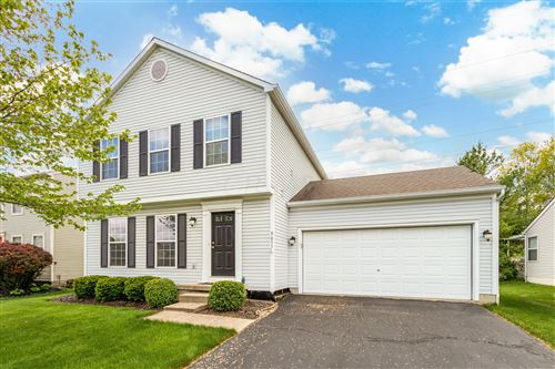 Photo of 9051 Ellersly Drive, Lewis Center, OH 43035 (MLS # 221014923)