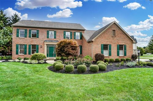 Photo of 8615 Bunch Flower Court, Westerville, OH 43082 (MLS # 221037925)