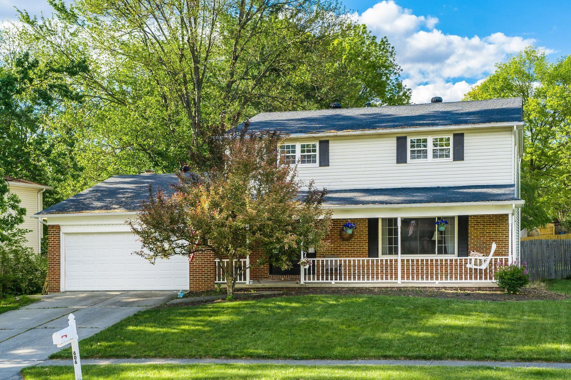 606 Fawndale Place, Columbus, OH 43230 - #: 221015950