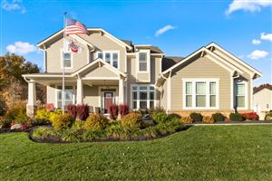 Photo of 8444 Holmesdale Place, New Albany, OH 43054 (MLS # 219012952)