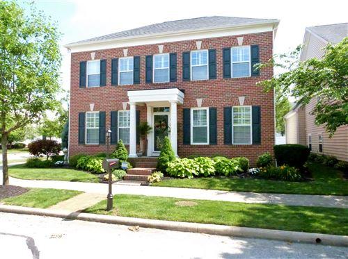 Photo of 8163 Thurston Hall Boulevard, New Albany, OH 43054 (MLS # 220020953)