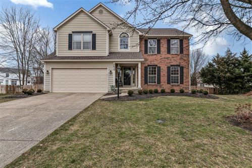 Photo of 7639 Park Bend Court, Westerville, OH 43082 (MLS # 221004964)
