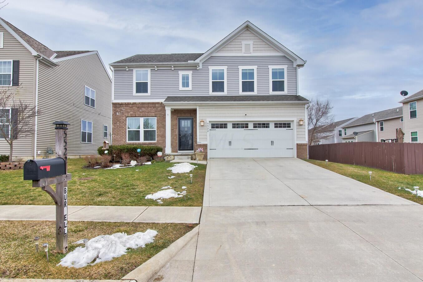 5522 Piper Bend Drive, Canal Winchester, OH 43110 - MLS#: 221005964
