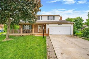 Photo of 4890 Pear Tree Court, Columbus, OH 43230 (MLS # 219025969)