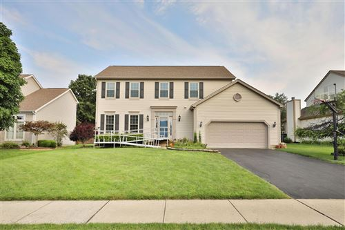 Photo of 7854 Gladshire Boulevard, Lewis Center, OH 43035 (MLS # 221026973)