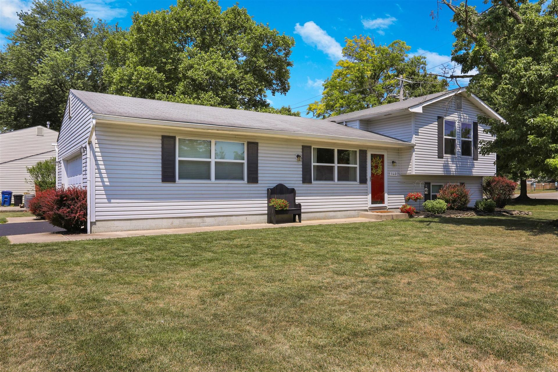 149 N Spring Road, Westerville, OH 43081 - #: 220021978