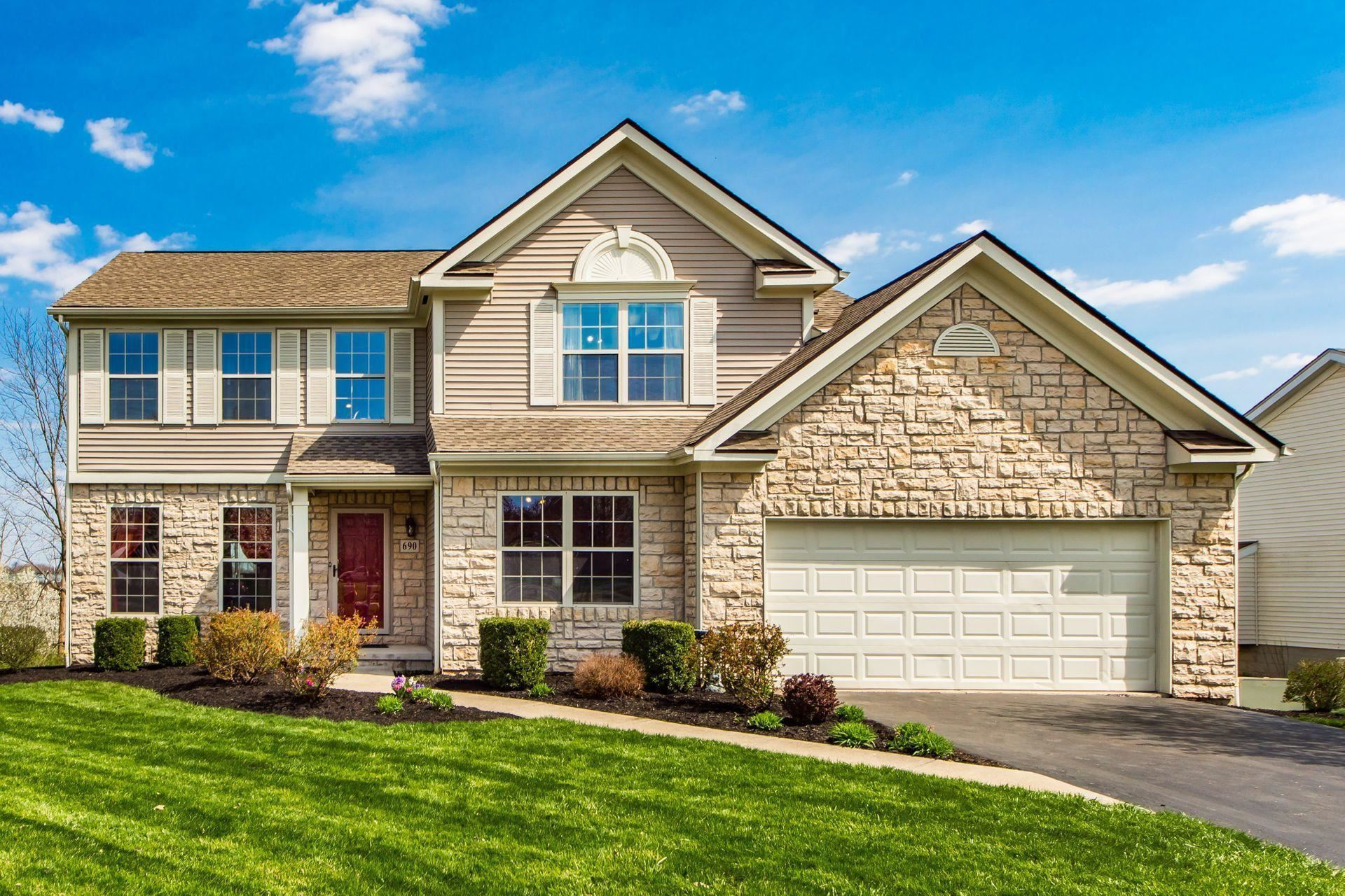 690 Tree Bend Court, Westerville, OH 43082 - MLS#: 221009980
