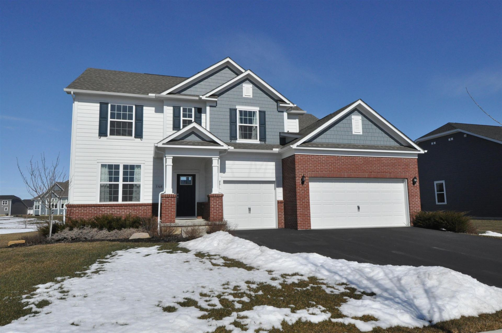 Photo of 7308 White Cap Drive, Powell, OH 43065 (MLS # 221005987)