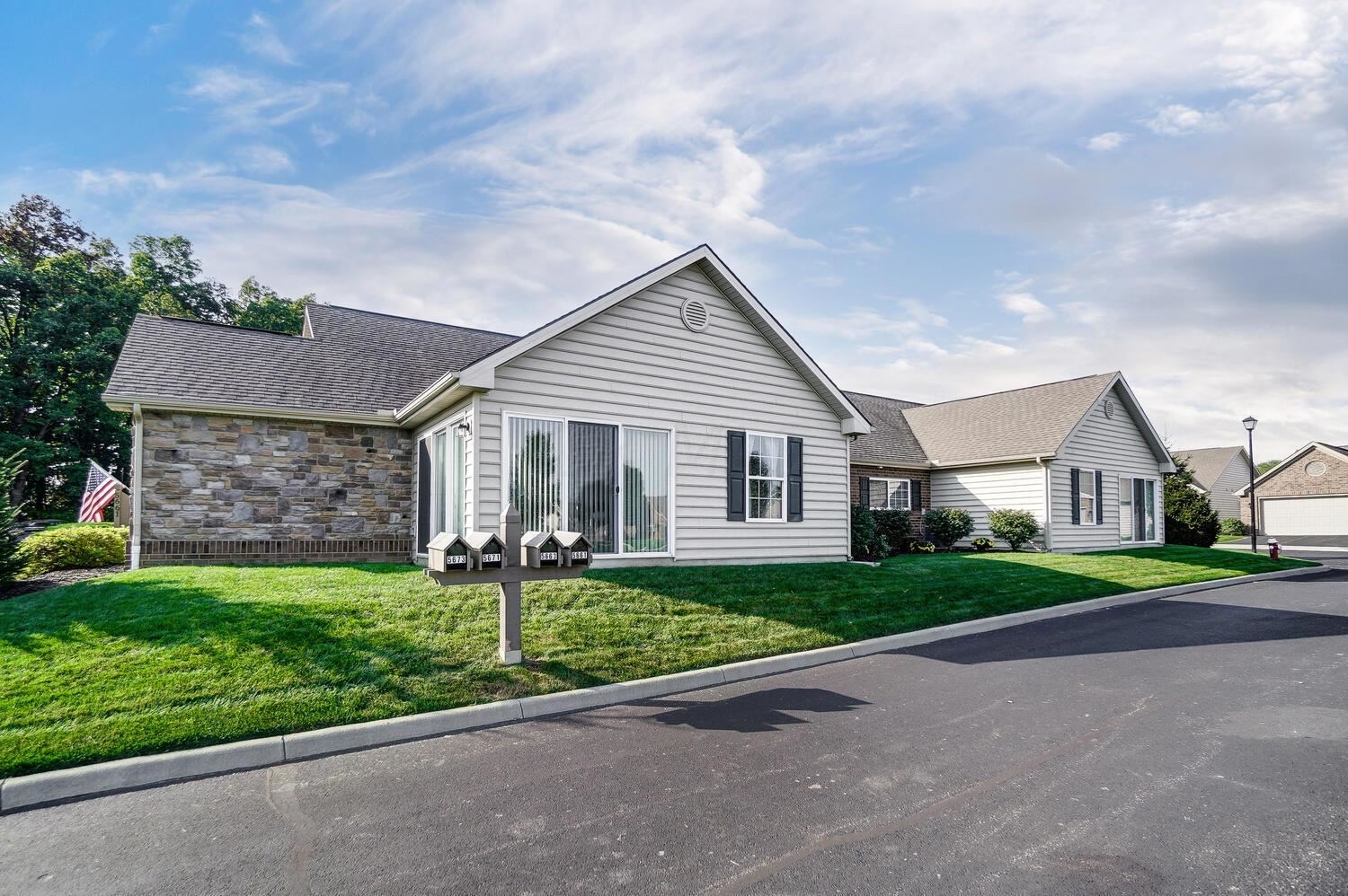 Photo of 5661 White Goose Road #13-566, Westerville, OH 43081 (MLS # 221040987)