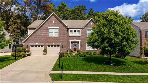 Photo of 3027 Pleasant Colony Drive, Lewis Center, OH 43035 (MLS # 220001989)