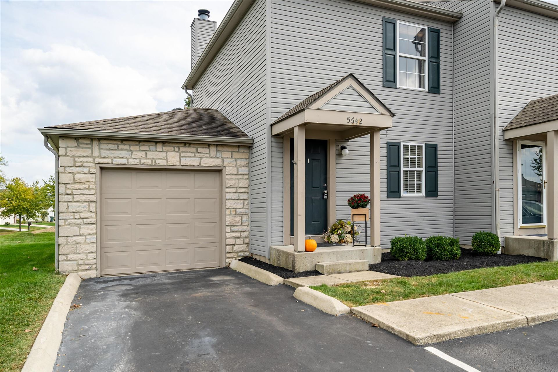 Photo of 5642 Wigmore Drive #52A, Columbus, OH 43235 (MLS # 221040995)