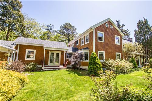 Photo of 144 Sippewissett Road, Falmouth, MA 02540 (MLS # 22003009)
