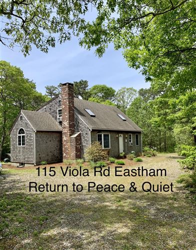Photo of 115 Viola Road, Eastham, MA 02642 (MLS # 22103074)