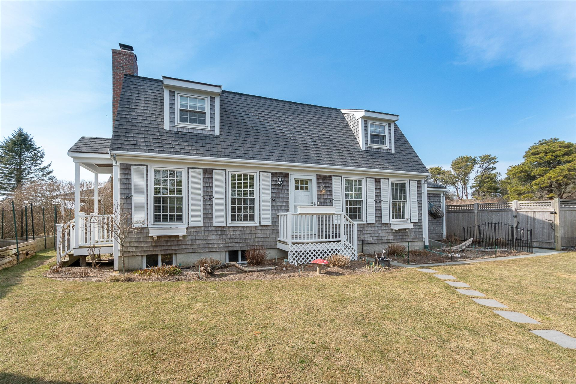 Photo of 92 Old South Road, Nantucket, MA 02554 (MLS # 22101182)