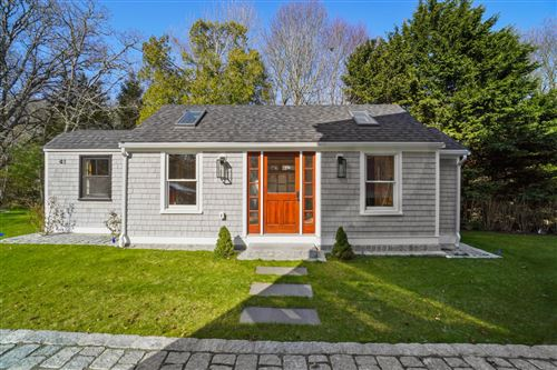 Photo of 41 Weaver Road, Centerville, MA 02632 (MLS # 22102203)