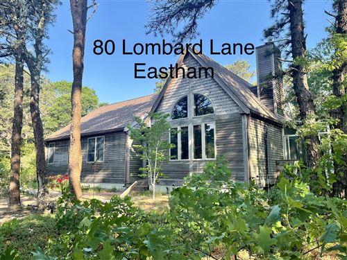 Photo of 80 Lombard Lane, Eastham, MA 02642 (MLS # 22103233)