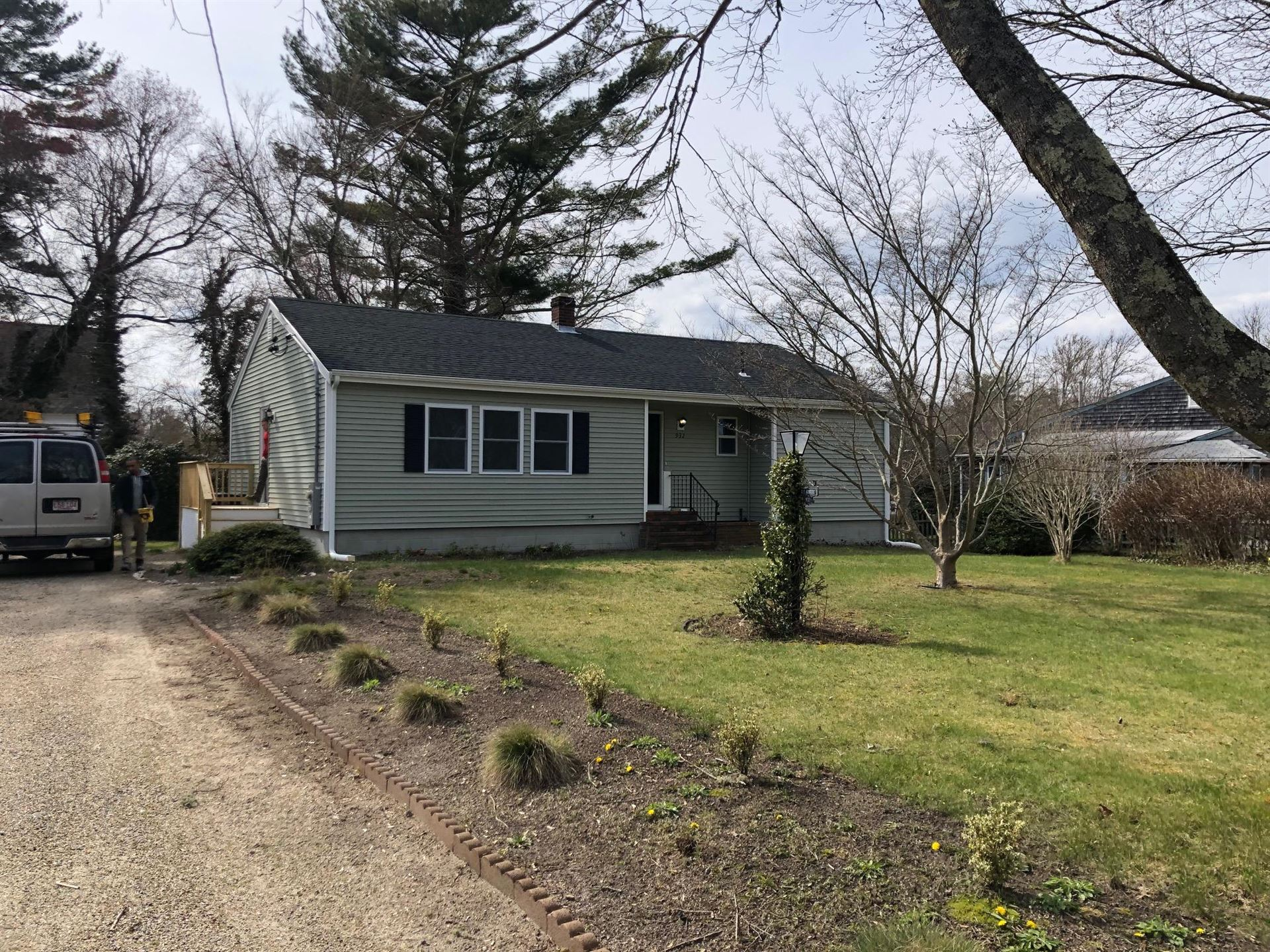 Photo of 932 Point Road, Marion, MA 02738 (MLS # 22002297)