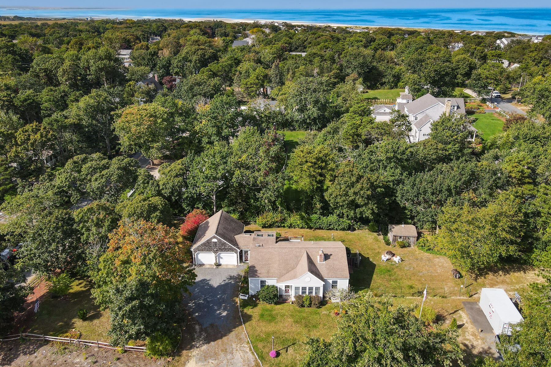 Photo of 3 Hippogriffe Road, Dennis, MA 02638 (MLS # 22106312)