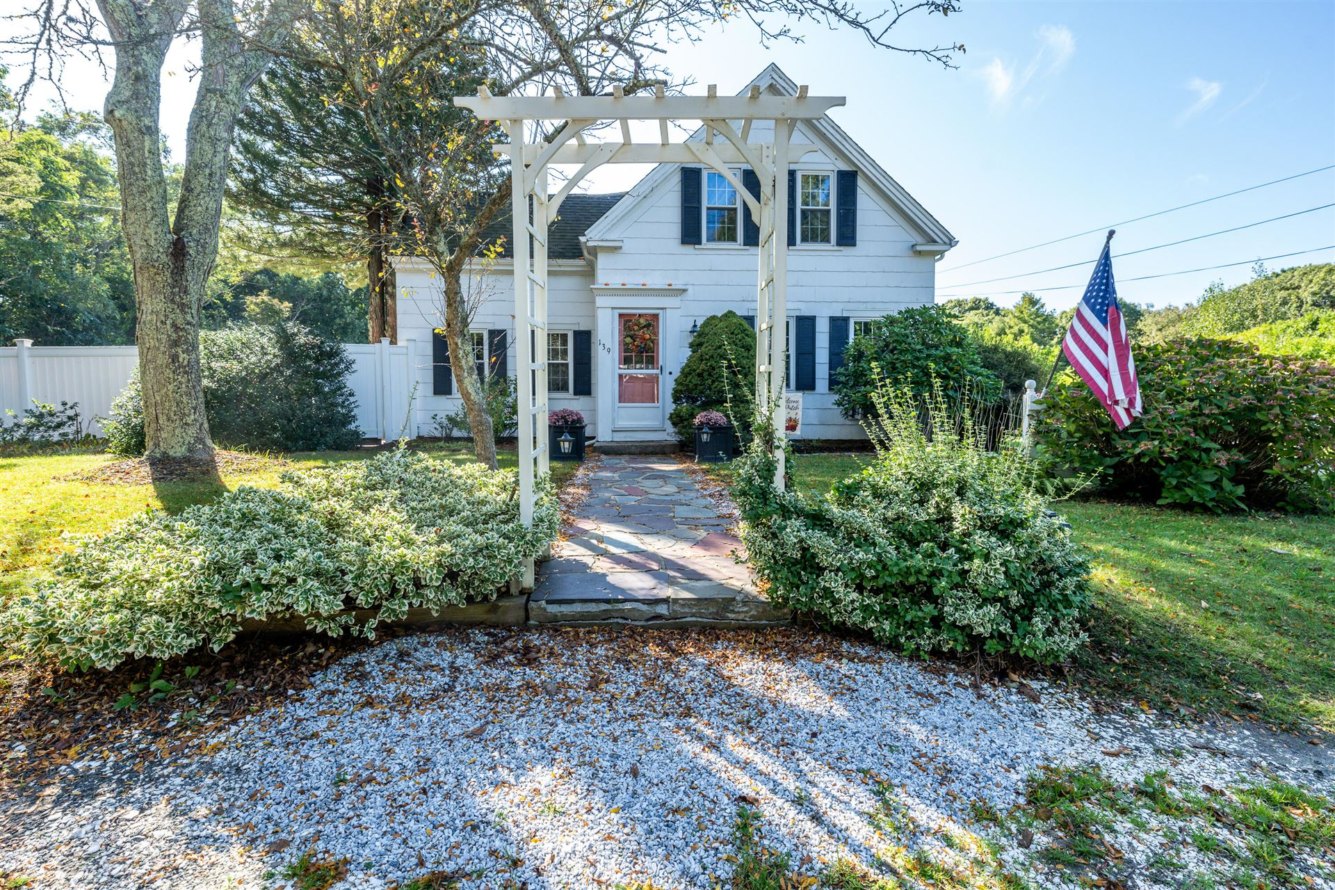 Photo of 139 Old Stage Road, Centerville, MA 02632 (MLS # 22106313)