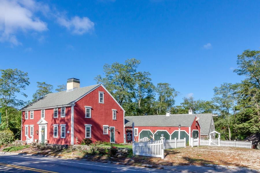 Photo of 4698 Falmouth Road, Cotuit, MA 02635 (MLS # 22106314)