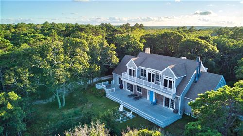 Photo of 58 Slough Pond Road, Truro, MA 02666 (MLS # 21803344)