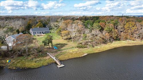 Photo of 560 Orleans Road, North Chatham, MA 02650 (MLS # 22104345)