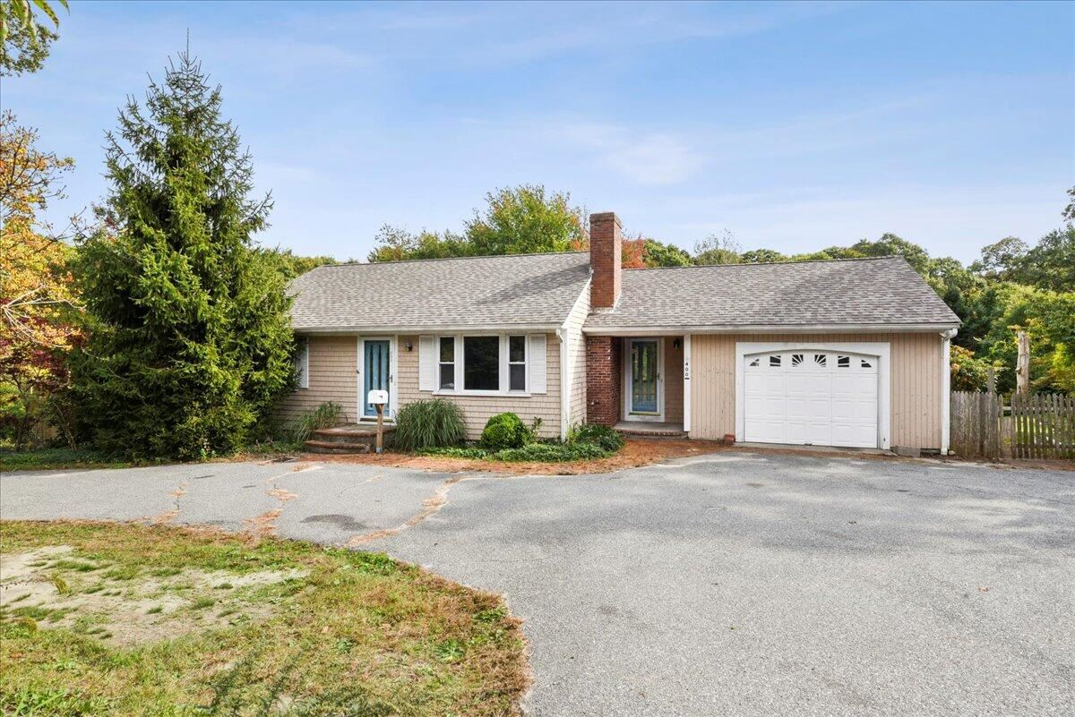 Photo of 400 Route 149 Road, Marstons Mills, MA 02648 (MLS # 22106345)
