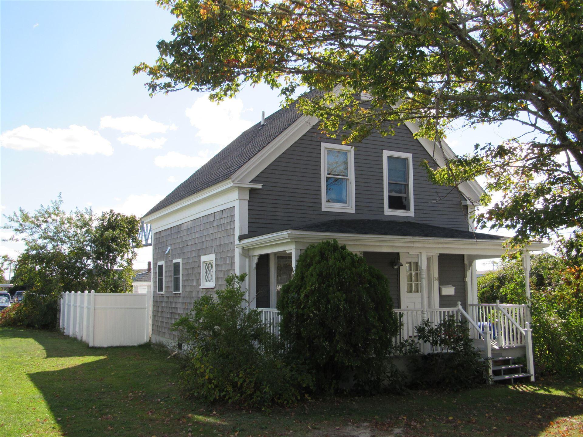 Photo of 34 Cohasset Avenue, Buzzards Bay, MA 02532 (MLS # 22106428)
