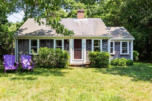 Photo of 27 Gibson Road, Orleans, MA 02653 (MLS # 22104446)