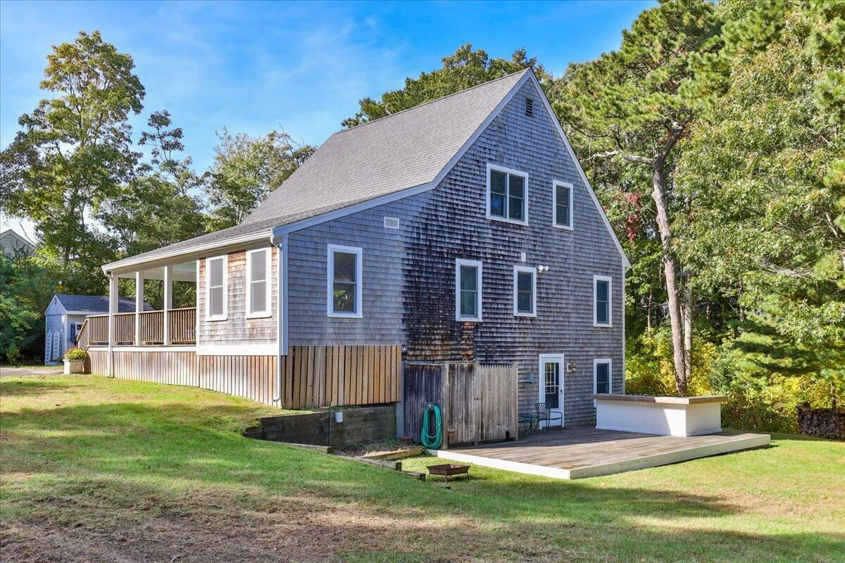 Photo of 110 Joby's Lane, Osterville, MA 02655 (MLS # 22106458)