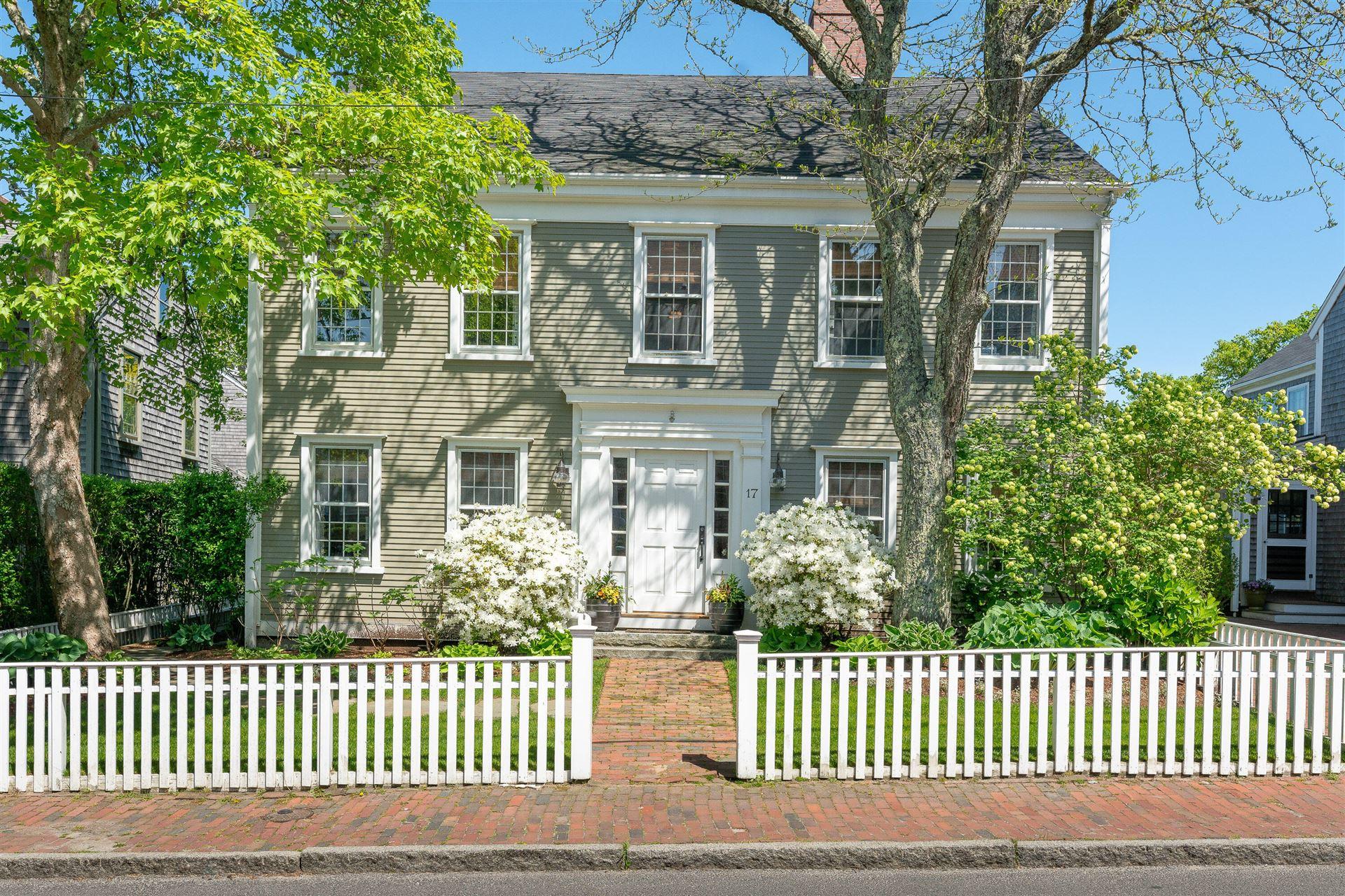 Photo of 17 Gardner Street, Nantucket, MA 02554 (MLS # 22103462)
