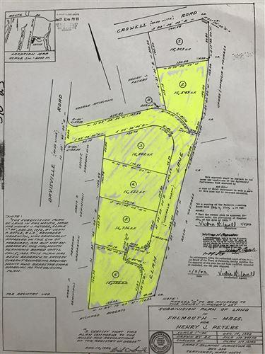 Photo of 0 Clam Lane #Lots 2, 3, 4, 5 &amp, Falmouth, MA 02540 (MLS # 22004517)