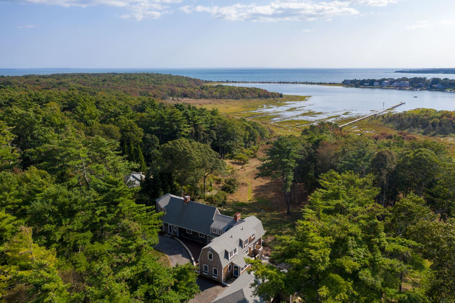Photo of 406 Point Road, Marion, MA 02738 (MLS # 22006629)