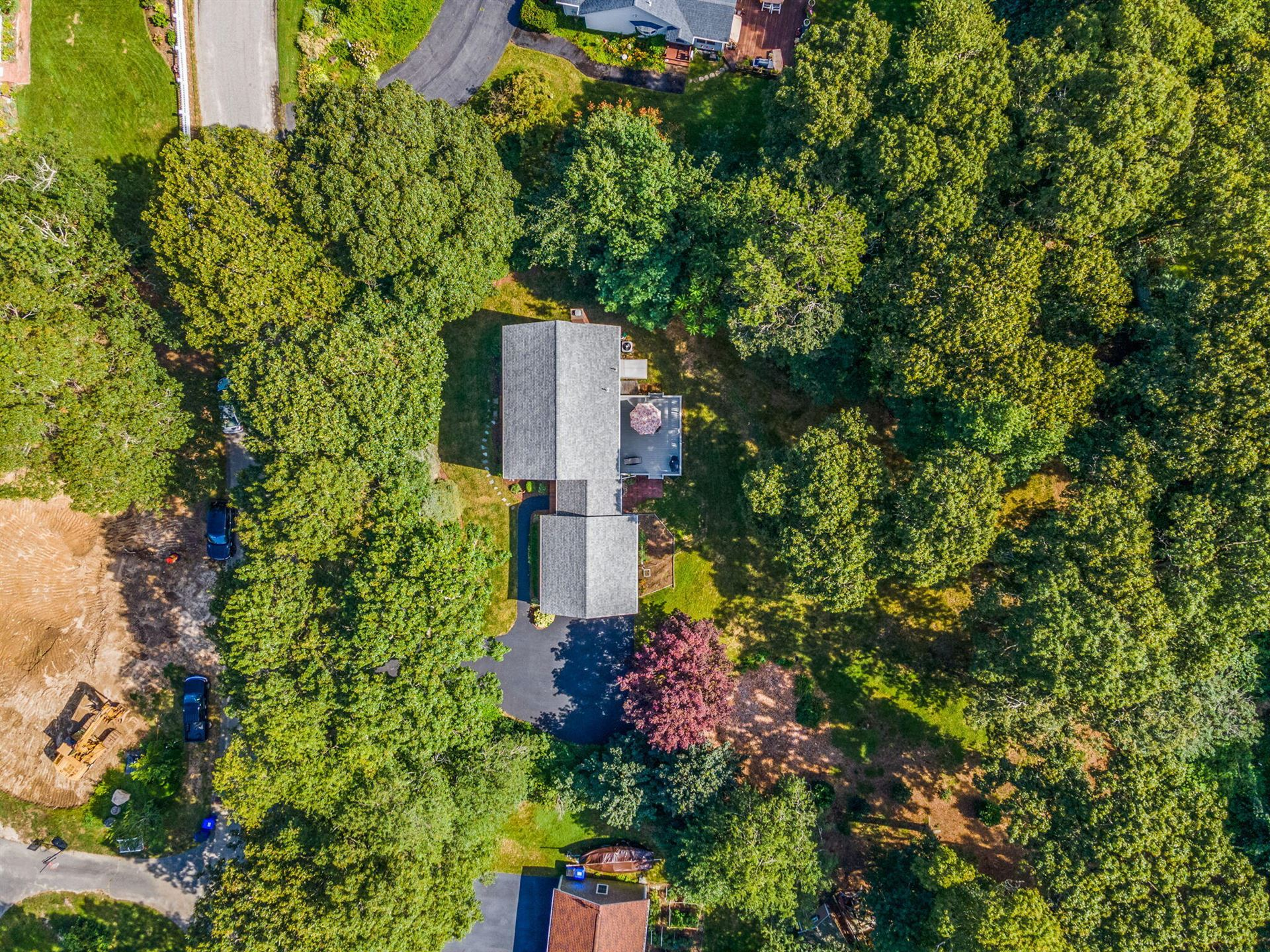 Photo of 6 Plymouth Heights Road, Sagamore Beach, MA 02562 (MLS # 22105638)