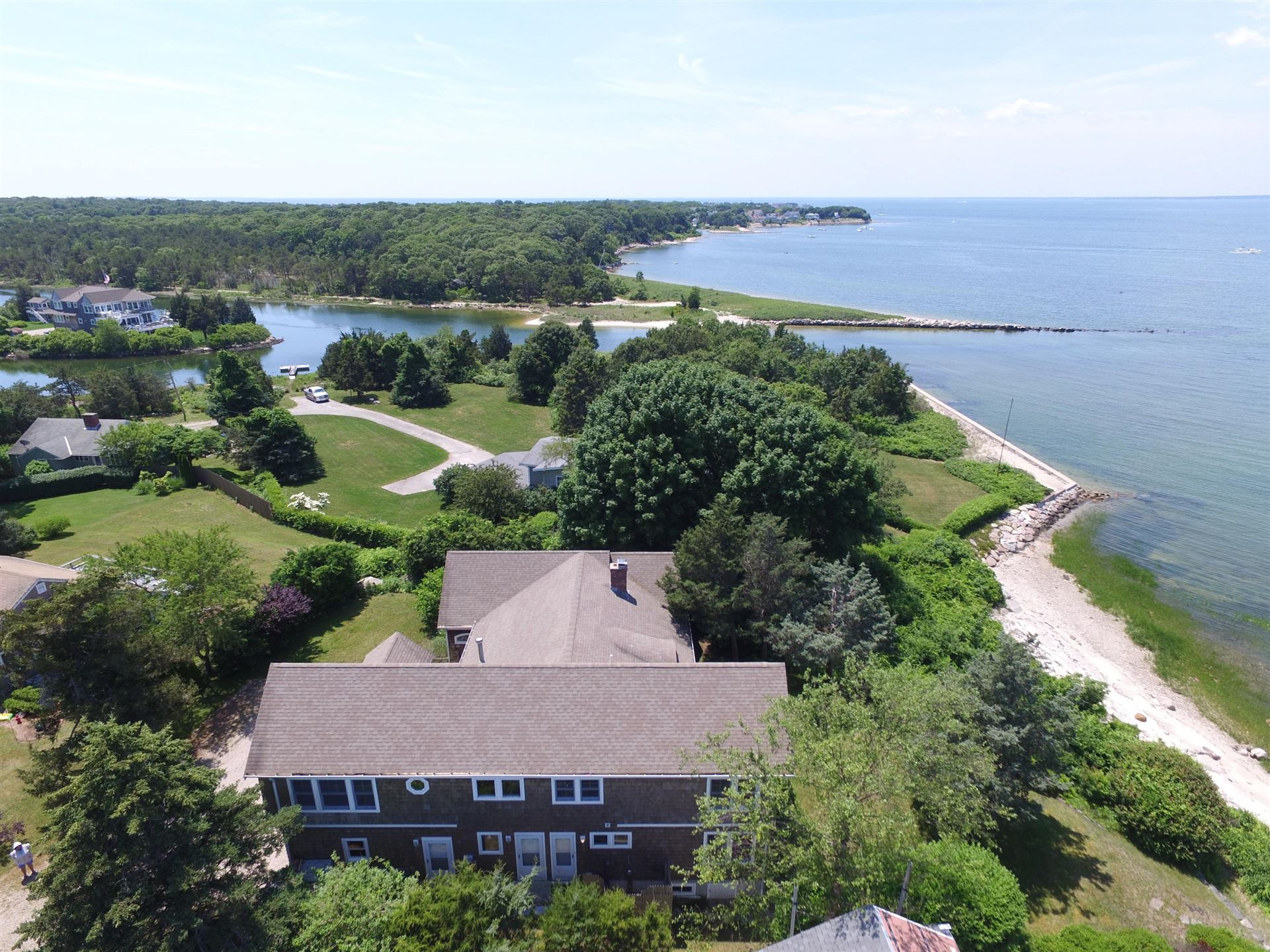 53 Bryant Point Road, North Falmouth, MA 02556 - #: 21904802