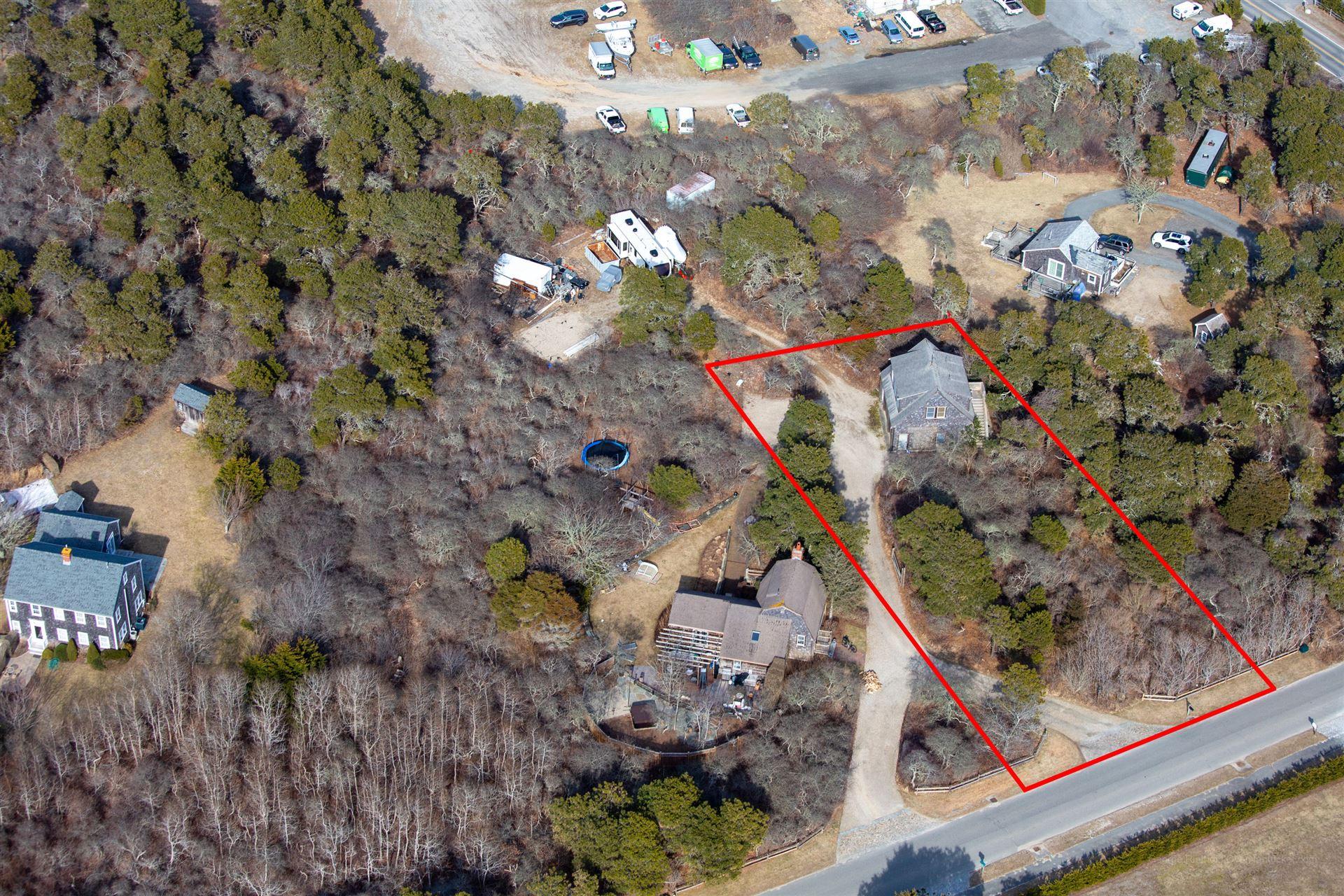 Photo of 3 Evergreen Way #A, Nantucket, MA 02554 (MLS # 22102833)