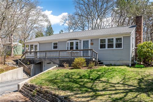 Photo of 84 Eel Pond Road, Monument Beach, MA 02553 (MLS # 22101884)