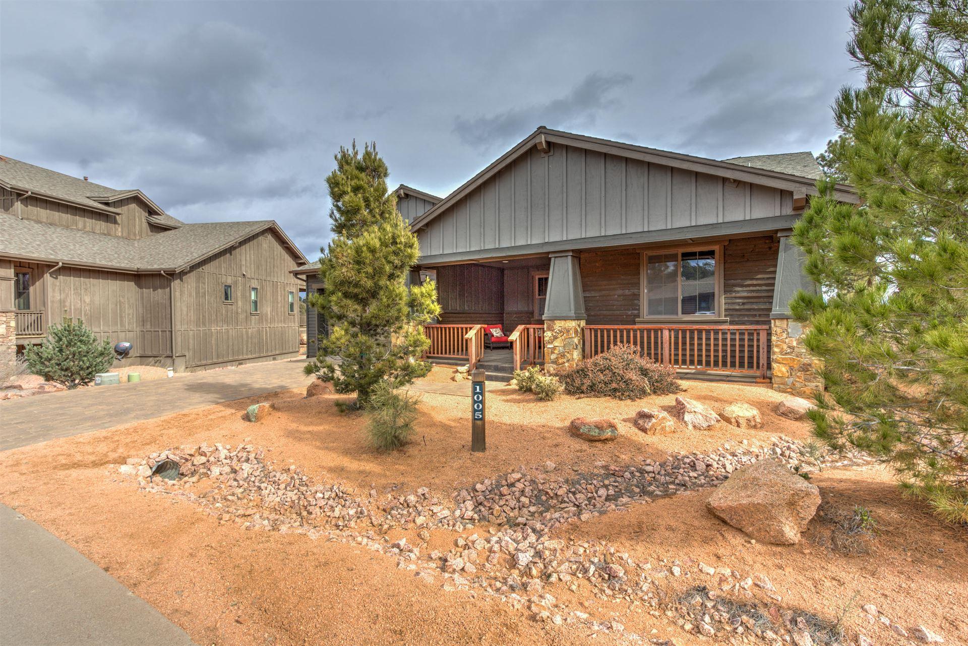 Photo of 1005 N Autumn Sage Court, Payson, AZ 85541 (MLS # 82610)
