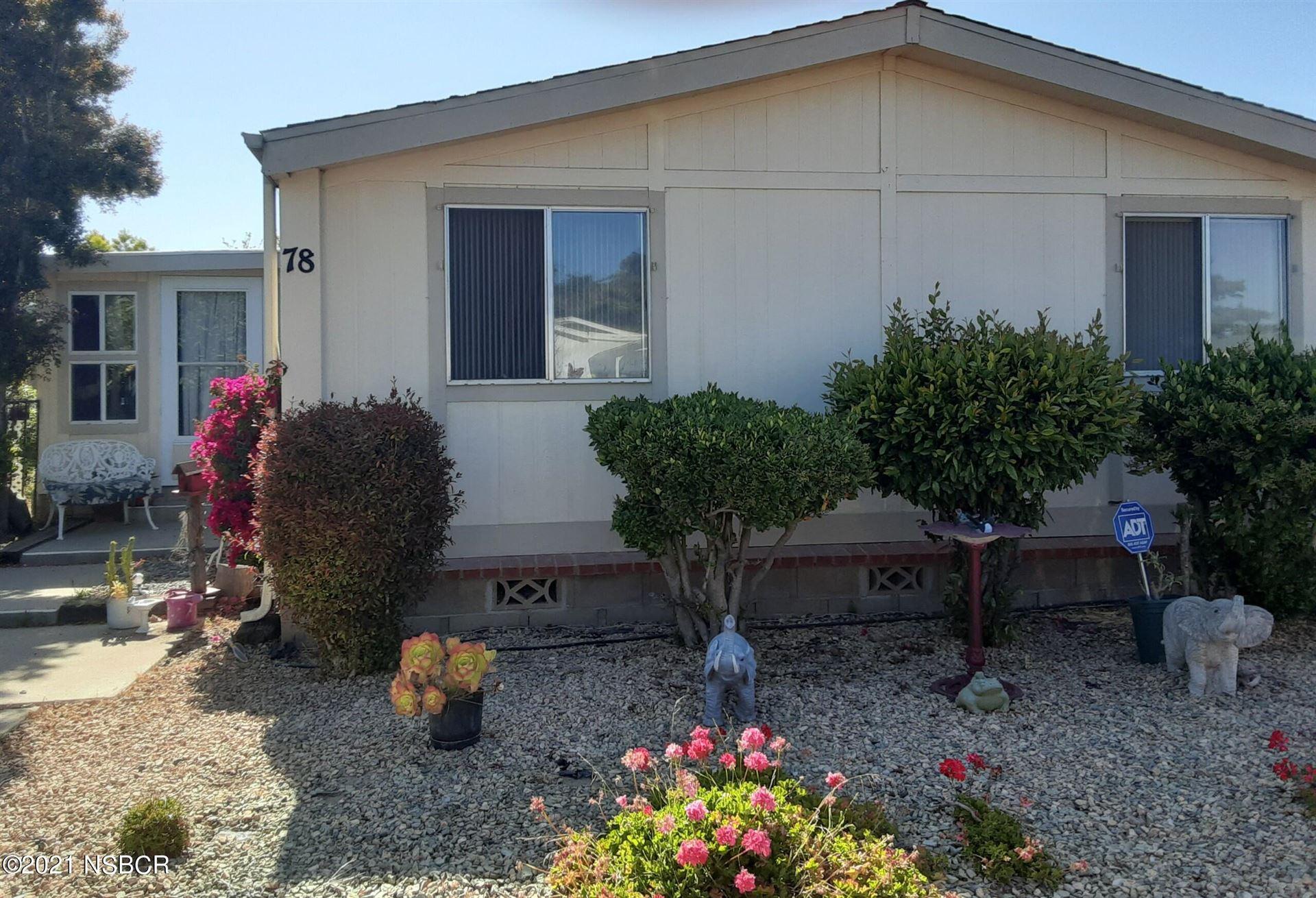 519 W Taylor Street #78, Santa Maria, CA 93458 - MLS#: 21001002