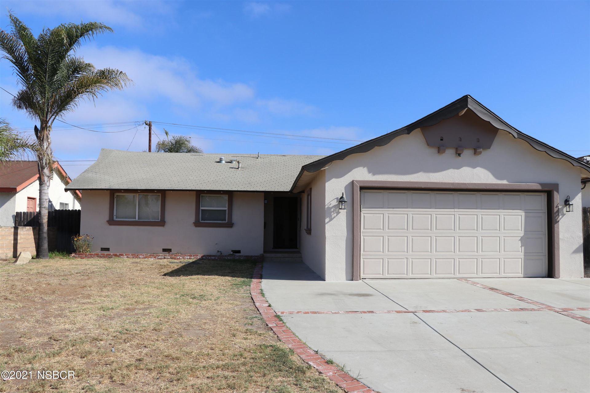 327 E Taylor Street, Santa Maria, CA 93454 - MLS#: 21002181